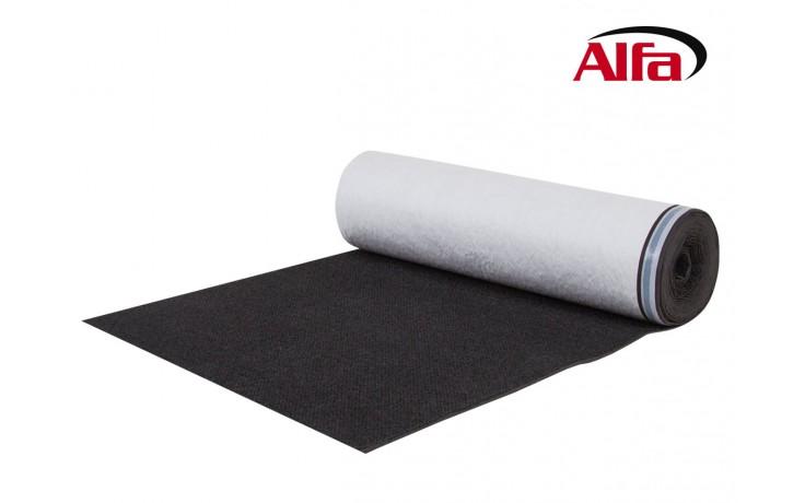 Couche isolante avec un poids de 450 g/m², à diffusion ultra haute et un ruban en Butyle
