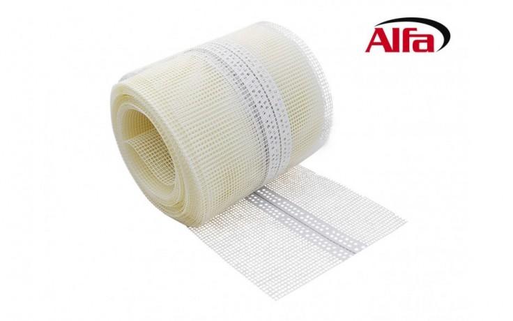 544 ALFA - Fflexible pour les  coins et les joints délicats - plafonds, portes, fenêtres etc.