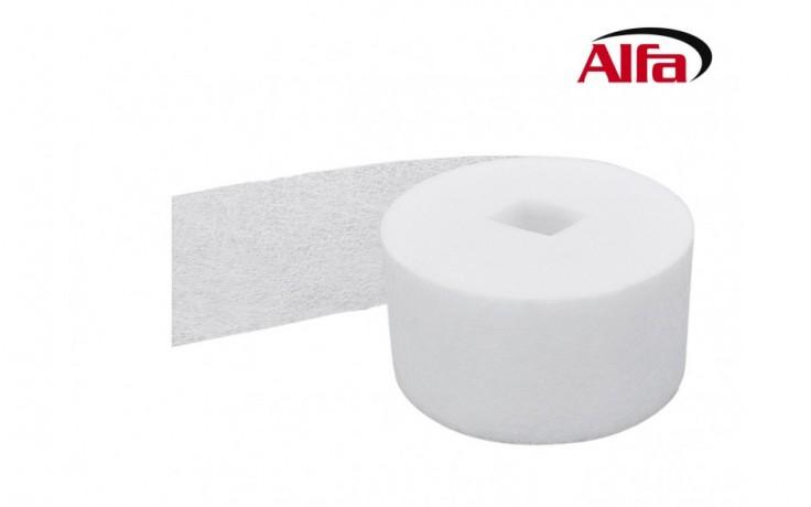 546 ALFA - Bande de protection et renforcement de joints en fibres de verre, à diffusion ouverte
