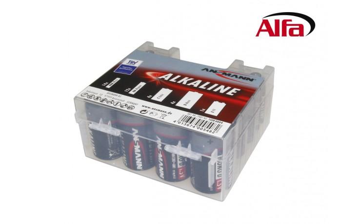 795 ALFA Boite de 35 piles alcalines