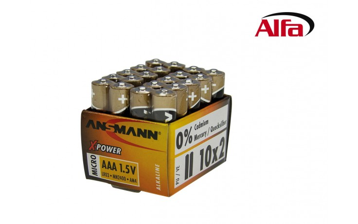 798 ALFA POWER Micro – batteries (AAA)