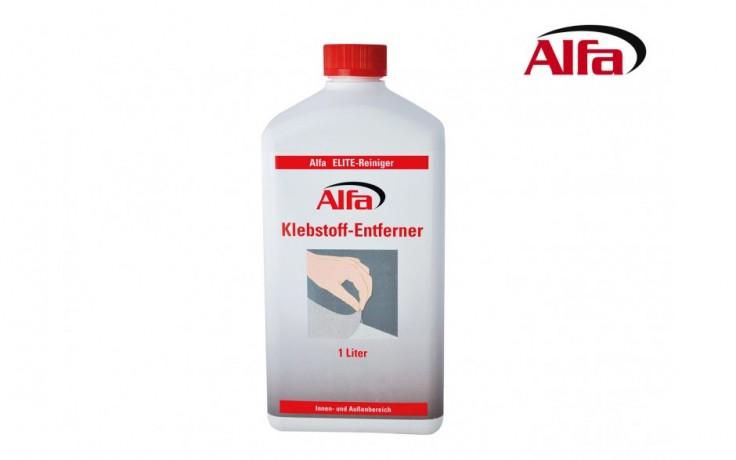 847 ALFA - Enlève colle 1000 ml - ultra puissant pour Papiers peints