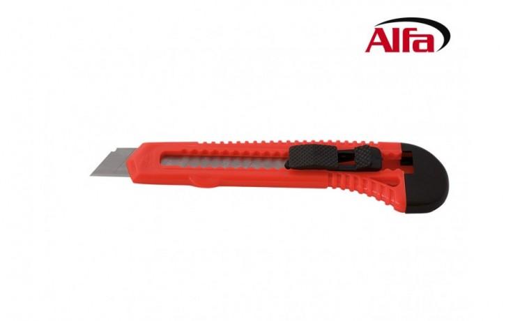 903 Couteau - cutter Standard ALFA avec lame pré-découpé