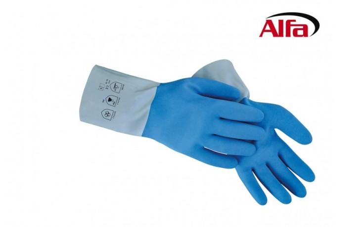 940 ALFA - Gants pour la pose de carrelage en latex naturel