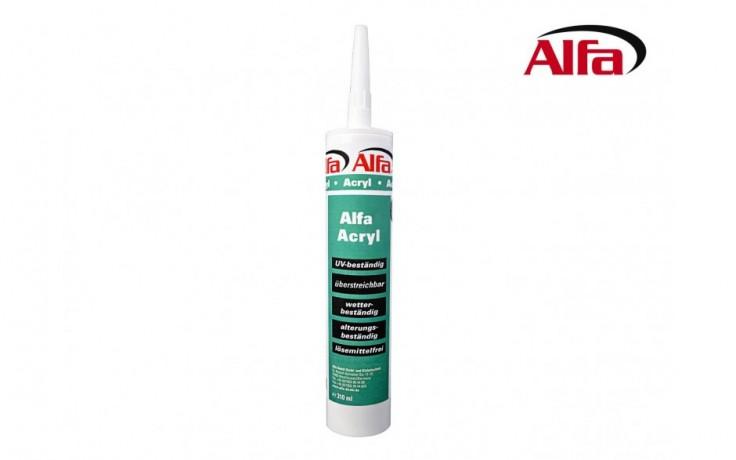 853 ALFA Acrylique de dispersion pour joints et fissures