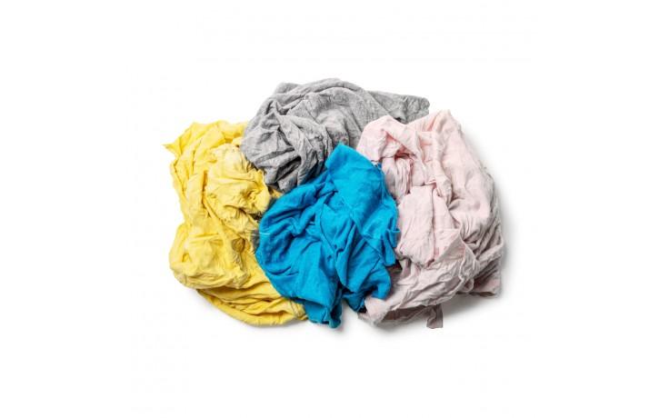 Chiffon de nettoyage absorbant en textile doux.