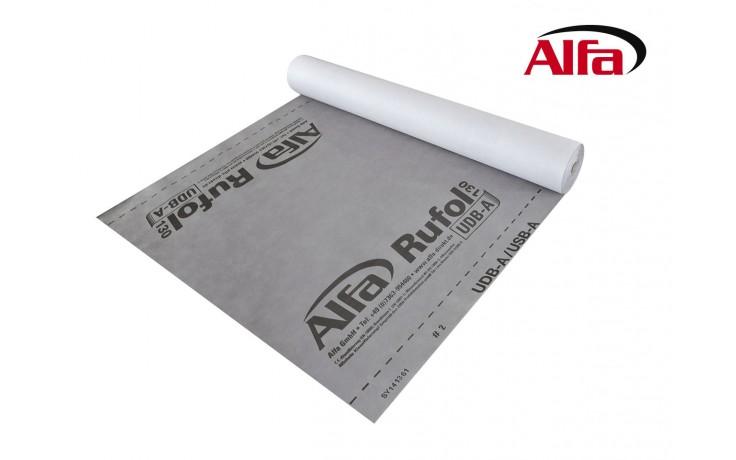 172 ALFA - Rufol UDB-A 130 - Ecran de sous-toiture à diffusion hautement ouverte