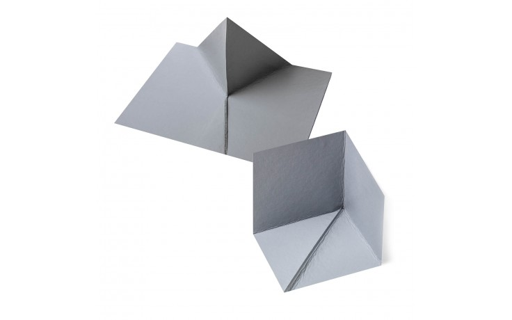 Angles préformés ouverts à la diffusion pour membrane de soudage 188 Alfa Rufol 330