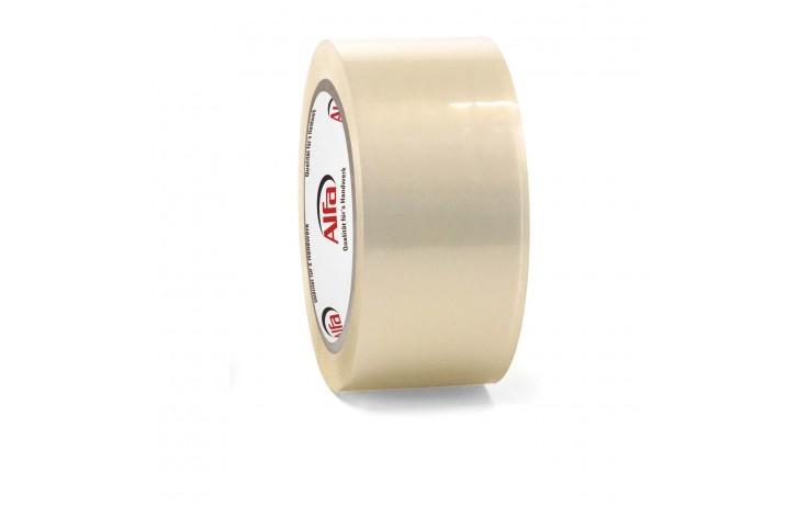 303 ALFA ruban adhésif en PP- idéal pour fermer les cartons de facon sûr et simple.