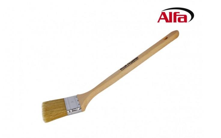 477 ALFA - Brosse à coude pour façades - Standard «PROFILine»