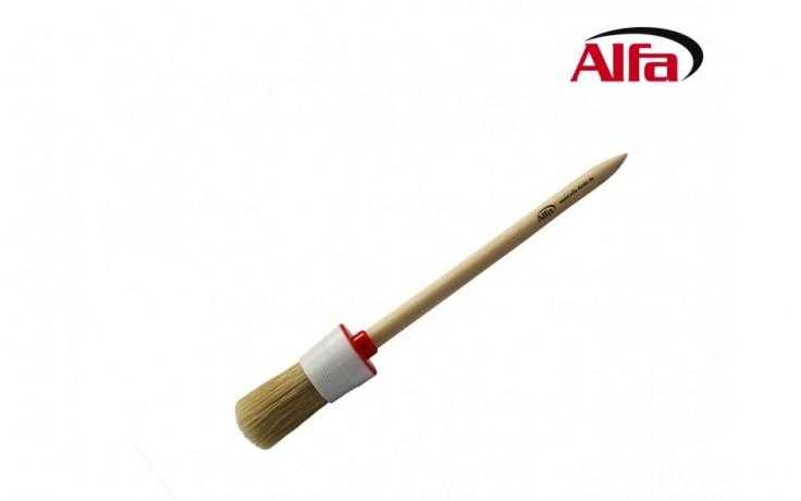 487 ALFA - Brosse à rechampir - Universelle «ALLROUNDLine»