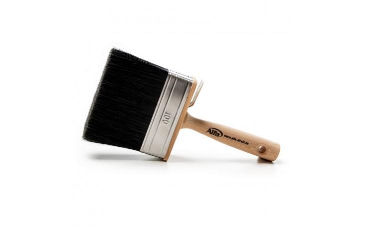 Pinceaux, brosse «PREMIUM» pour vernis en fibres de soie naturelles noir 90%