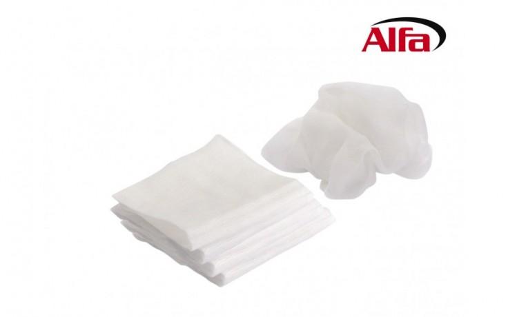 834 ALFA chiffon à dépoussiérer en bandeau est en coton et s´utilise pour différents travaux de nettoyage de façon universelle.