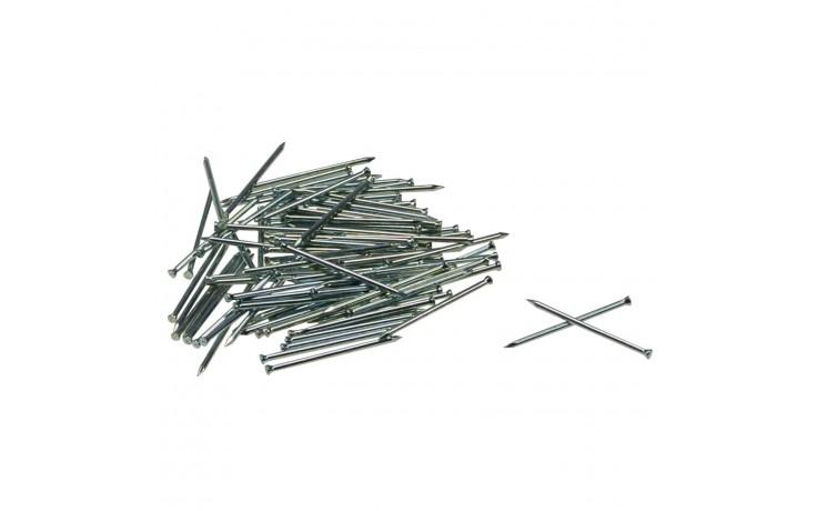Clous galvanisé avec pointes de fil de fer à tête conique pour plinthes