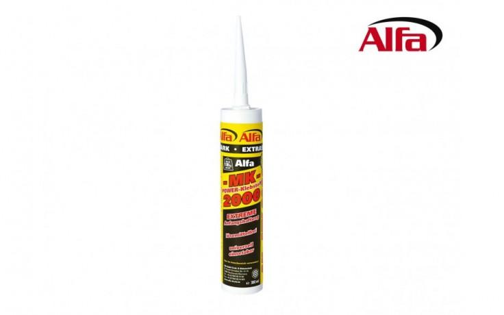 855 ALFA MK 2000 (colle pour chantier ultra adhérente) en cartouche.