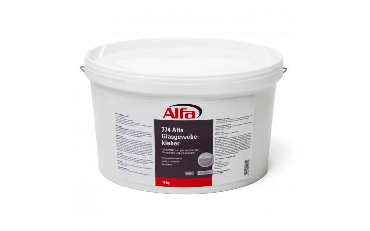 774 ALFA - Colle pour fibres de verre - pour la pose de treillis en fibres de verre
