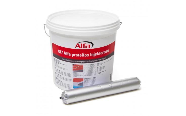 Créme hydrofuge pour prévenir l'aparition et les remontés d'humidité
