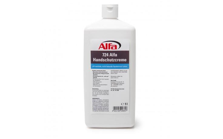 Lotion pour la protection des mains, sans gras, pH neutre avant travaux