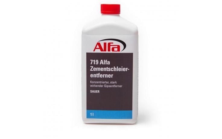 719 ALFA Nettoyant voile de ciment