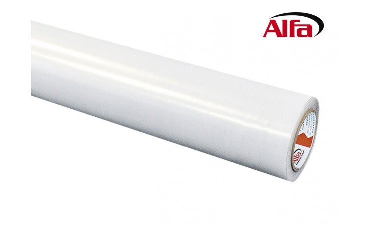 402 ALFA Film autocollant de protection transluzide, pour grandes surfaces