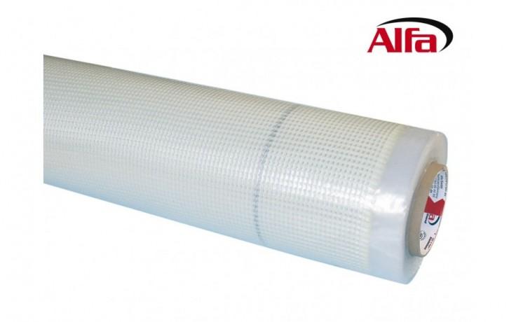 262 Alfa®Film-grille-de renforcement, autocollante double face, á été spécialement conçue pour la fixation séche de revêtements sols en textiles, CV, céramique, carellage etc... sur des sols anciens ou déjà existants