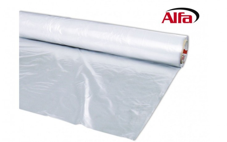 420 ALFA PE-Film couverture (50μm). Film de protection transparent
