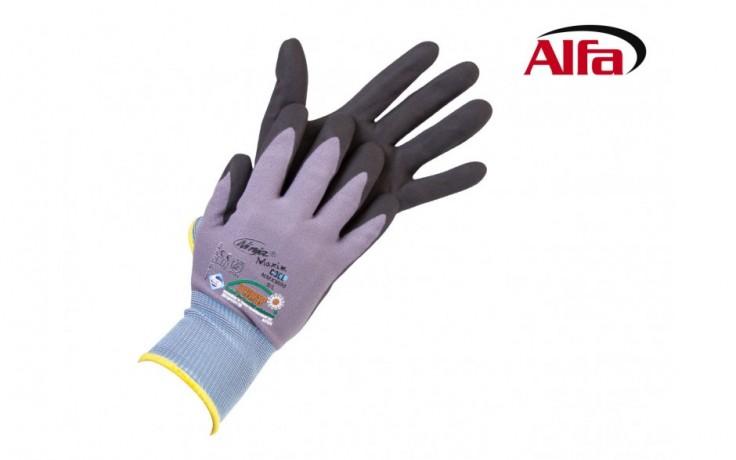 919 ALFA  Le gant «Ninja Maxim» est le top du top dans les gammes de gants de travail