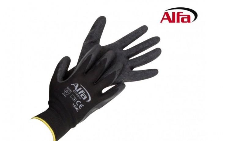 908 ALFA Gants de travail robuste «Premium»