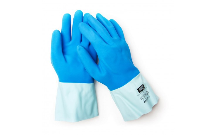 940 ALFA - Gants pour la pose de carrelage en latex naturel
