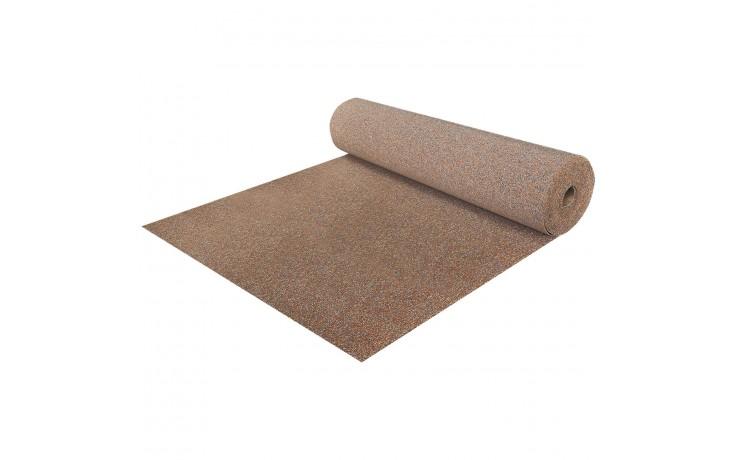 Isolant phonique en liège avec certification pour grandes surfaces