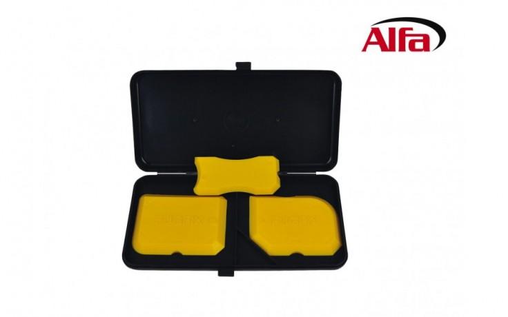 958 ALFA - Lisseurs de joints en lot de 3 pièces