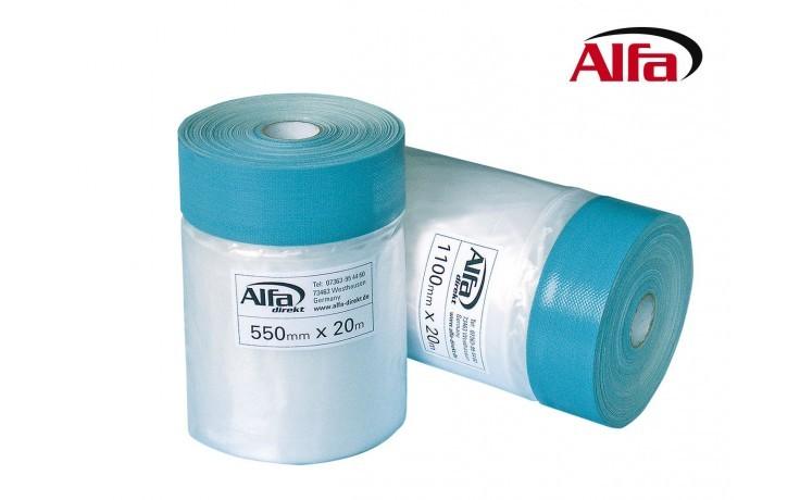 570 ALFA - Masquage «EXTRA» - bande adhésive (spécial masquage des stucs)