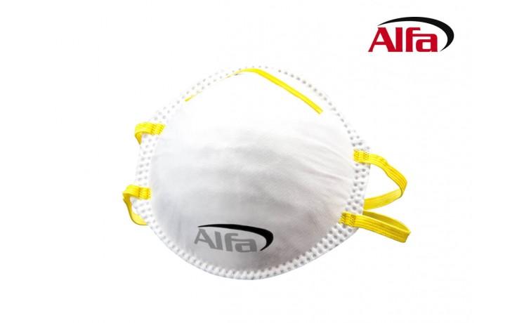 Masque de protection poussières fines FFP1 sans soupape