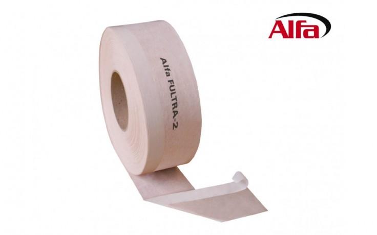 603 ALFA «FULTRA-TWIN» - Membrane d'étanchéité à l'air et à la pluie battante