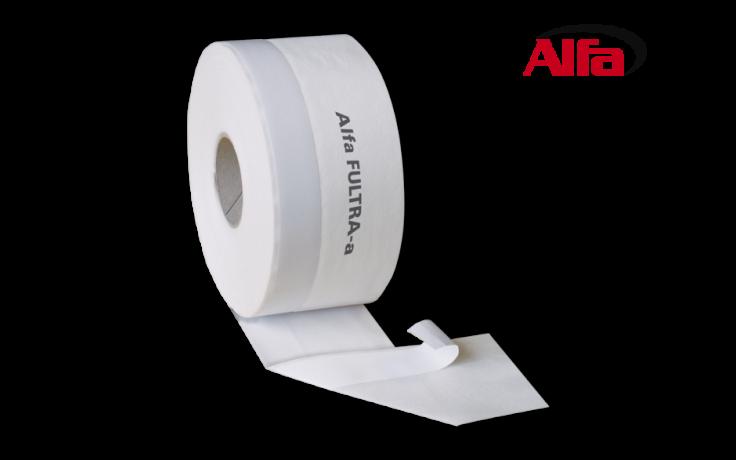 602 ALFA «FULTRA-e» - Membrane d'étanchéité des menuiseries extérieures pour l'extérieur