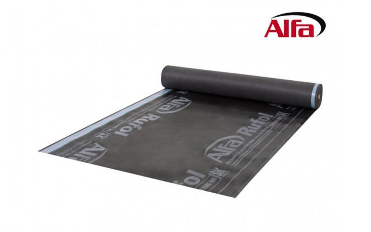 180 ALFA Rufol Thermo ND SK - Membrane pare-vapeur sous chevrons
