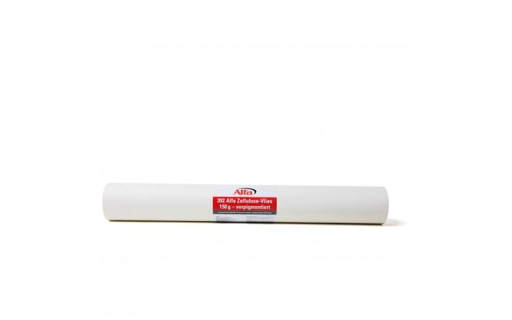 Non tissé lisse pré-pigmentée avec une surface particulièrement lisse et régulière 150 g/m²