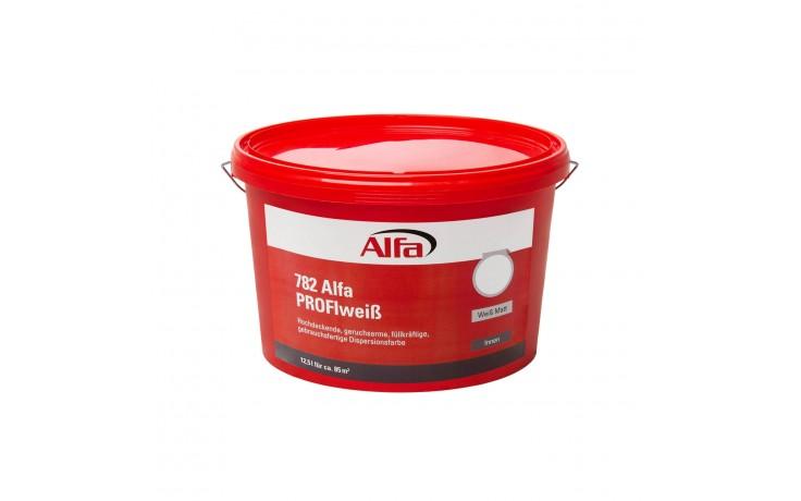 782 ALFA - «PROFIBlanc» - Couleur à dispersion blanche - ultra couvrante
