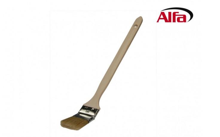444 ALFA pinceau pour radiateur pour emploi unique
