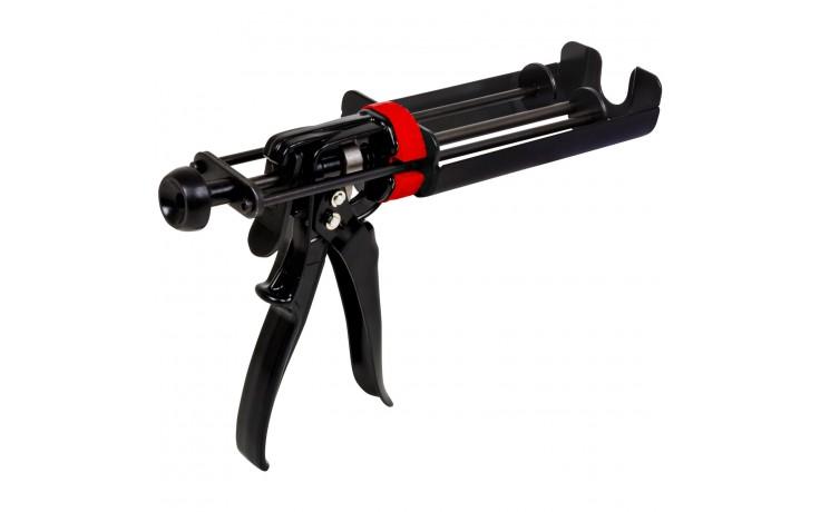 Pistolet pour cartouche bi composant traitée anti corrosion