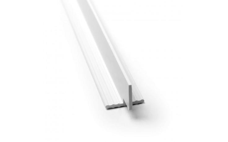 Plinthe sur mesure pour la fixation de plaques isolantes thermiques du système WDVS
