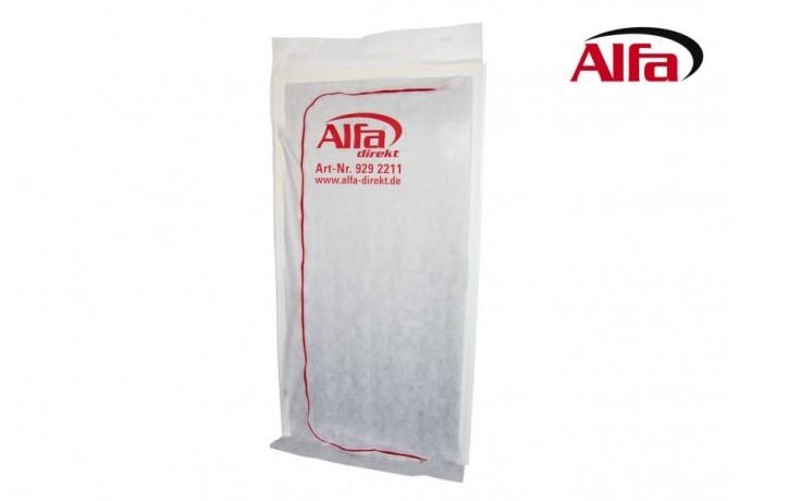 929 ALFA - Porte anti-poussiéres, se fixe avec une bande autocollante double face.