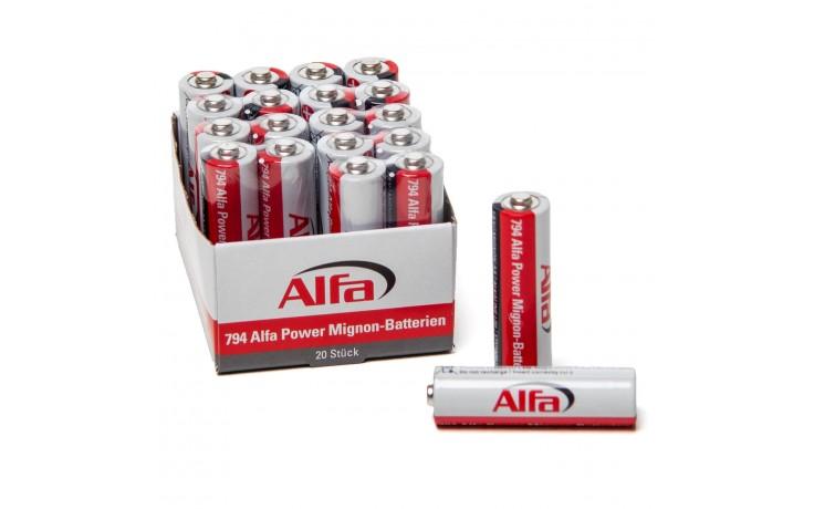 794 ALFA POWER Mignon – batteries (AA)