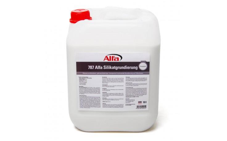 Primaire transsparent sur la base de silicates, prêt à l´emploi hydrosoluble