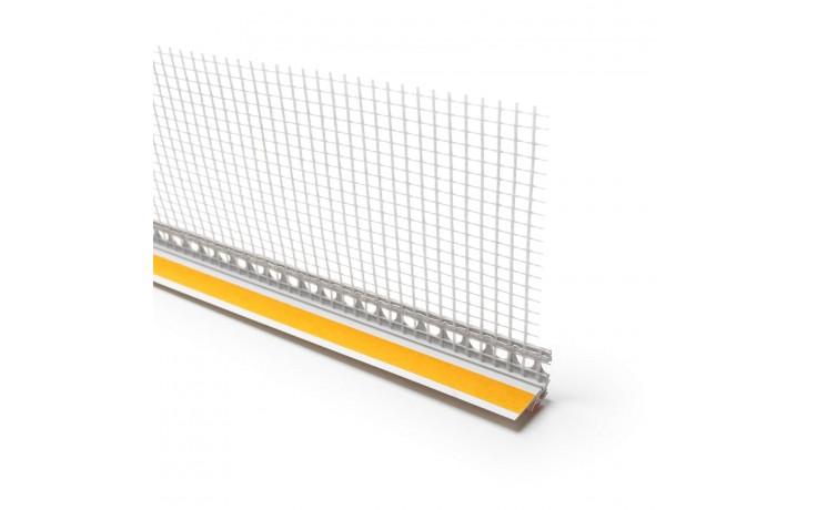 Utilisation- 533 ALFA - Profilé pour joints «FLEXO» (trame + lèvre de protection)