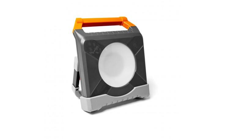 Le projecteur LED robuste et pratique pour l'intérieur et l'extérieur