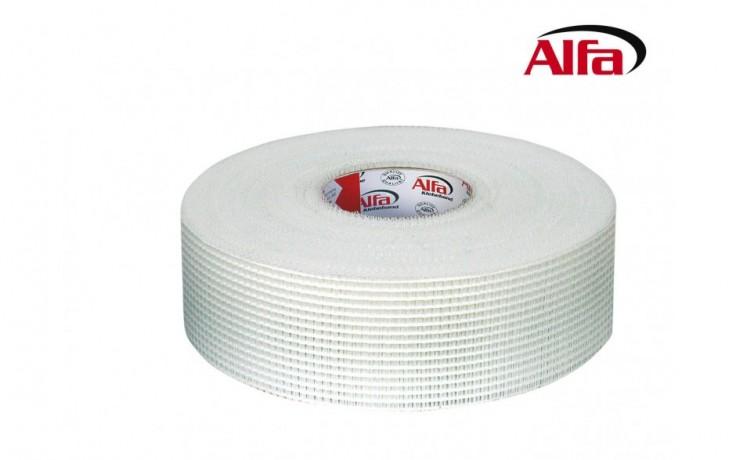 545 ALFA – Ruban adhésif avec grille de renforcement intégré - intérieur / extérieur