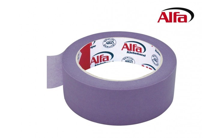 513 ALFA - FineLine SOFT – Ruban adhésif de masquage en papier spécial pour tapisseries