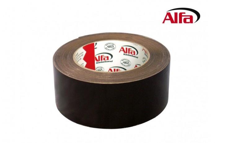 154 ALFA UV-Black - Ruban adhésif noir pour  joints et chevauchements hermétiques sur façades - intérieur / extérieur