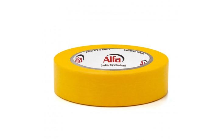 521 Alfa FineLine GOLD, pour des coins ou angles droits, sur surfaces délicates.